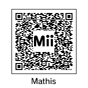 gallerie de mii nintendo 3ds wii u avec qr codes. Black Bedroom Furniture Sets. Home Design Ideas